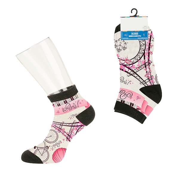 Promotional women's socks